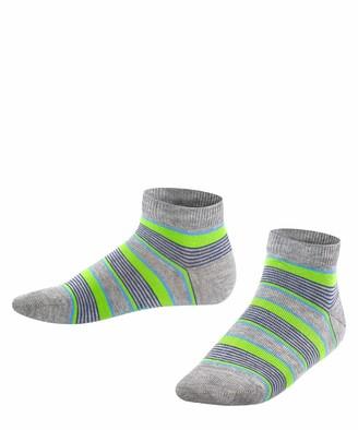 Falke Girl's Mixed Stripe Ankle Socks