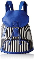 Paquetage Women's As Backpack Handbag blue Size: One Size