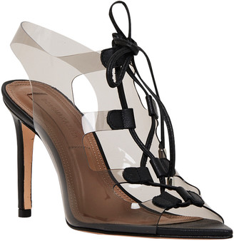 BCBGMAXAZRIA Demi Leather Sandal