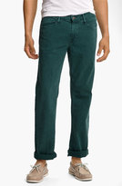 Earnest Sewn Men's 'Fulton' Straight Leg Twill Pants