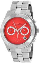 Marc by Marc Jacobs Blade MBM3306 Silver/Coral Analog Quartz Unisex Watch
