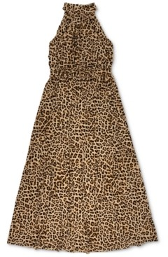INC International Concepts Inc Cheetah-Print Maxi Dress, Created for Macy's