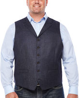 STAFFORD Stafford Merino Wool Vests-Big and Tall