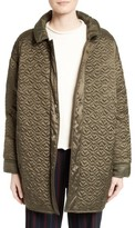 See by Chloe Women's Quilted Coat