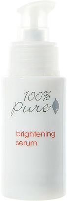 100% Pure Skin Brightening Serum