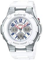 G-Shock Shock Resistant Resin Strap Watch, BGA110TR7B