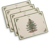 Pimpernel Spode Christmas Tree Hardback Placemat