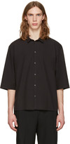 Stephan Schneider Black Sapience Shirt
