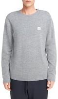 Acne Studios Men's Logo Patch Wool Pullover