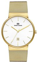 Danish Design Women's 16mm Ceramic Band & Case Quartz Analog Watch IV62Q968