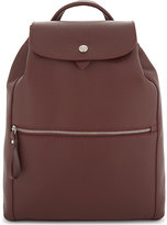 Longchamp Foulonne Leather Backpack