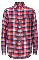 Denim & Supply Ralph Lauren Plaid Boyfriend Shirt