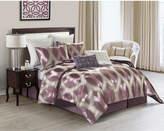 Idea Nuova Mystique 8-Pc. King Comforter Set Bedding