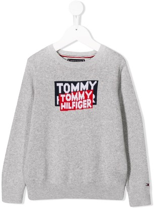 Tommy Hilfiger Junior Printed Sweatshirt