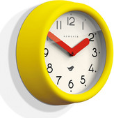 Newgate Clocks - The Pantry Wall Clock - Citrus Yellow