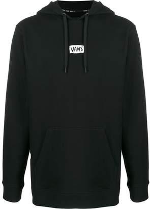 Vans logo-print hooded sweatshirt