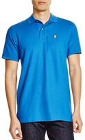 Psycho Bunny Classic Bunny Regular Fit Polo Shirt
