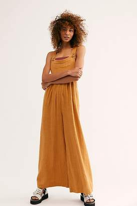 The Endless Summer Sun-Drenched Overalls by at Free People