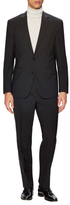 Kenneth Cole New York Wool Solid Notch Lapel Suit
