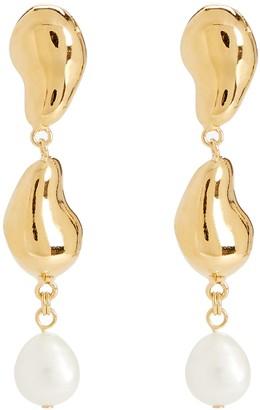 Mounser Oceanus Mismatched Earrings