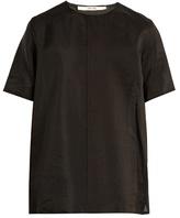 Damir Doma Taric Silk-blend T-shirt