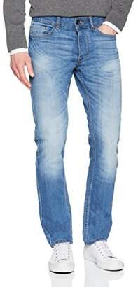 Benetton Men's Trouser, (Blue 906), (Size: 34)