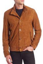 Vilebrequin Jago Nubuck Jacket