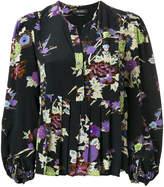 Isabel Marant floral print Ivia blouse