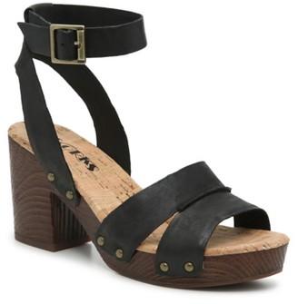 KORKS Mia Platform Sandal