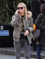 Torn By Ronny Kobo Kendra Sweater as seen on Nicky Hilton
