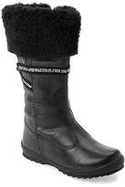 Naturino Toddler Girls) Black Mabel Rainstep Waterproof Boots