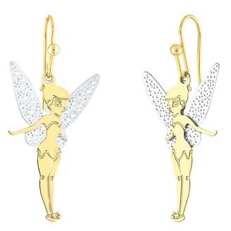 Disney Tinker Bell Wire Earrings