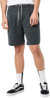 Zanerobe Men's Tailo Pleated Soft Shorts