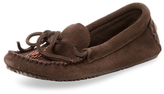 Manitobah Mukluks Canoe Suede Moccasin