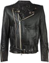 R 13 classic biker jacket