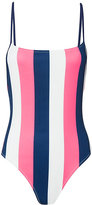 Solid & Striped Chelsea Striped Swimsuit