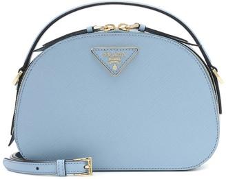 Prada Odette leather shoulder bag