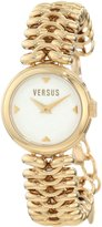 Versus By Versace Women's 3C68800000 Optical Gold IP Dial Watch