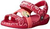 Crocs Keeley Frozen Fever K Sandal (Toddler/Little Kid)
