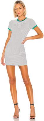 superdown Kandy Stripe Bodycon Dress