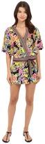 Trina Turk Monaco Kimono Tunic Cover-Up