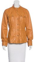 Tory Burch Lightweight Leather Jacket