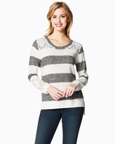 Charming charlie Little Details Sweater