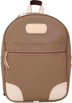 Jon Hart Coated Canvas Backpack