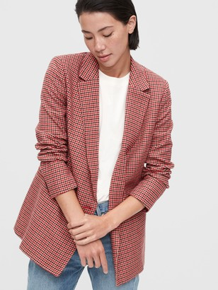 Gap Double-Breasted Blazer