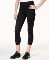 Jessica Simpson The Warm Up Juniors' Cropped Active Leggings