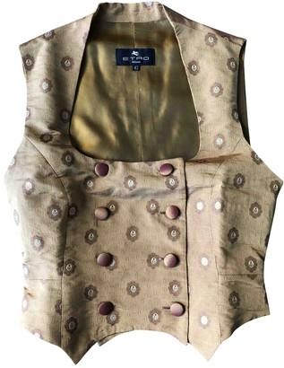 Etro Gold Knitwear for Women