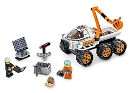 Lego City Rover Testing Drive - Ages 5+