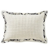 Daniel Cremieux Quincey Plaid Breakfast Pillow