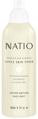 Natio Rosewater and Chamomile Gentle Skin Toner Face